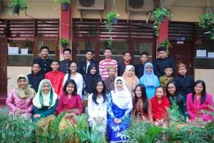 Kelas 8 E