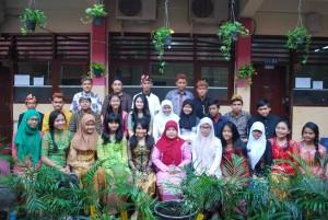 Kelas 9 E